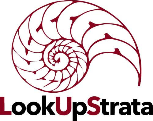 Look Up Strata logo